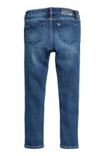 Superstretch Skinny Fit Jeans - Голубой деним -  | H&M RU 3
