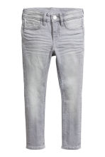 Superstretch Skinny fit Jeans - Cinzento claro -  | H&M PT 2