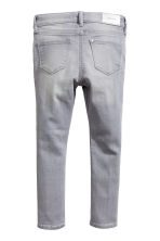 Superstretch Skinny fit Jeans - Cinzento claro -  | H&M PT 3