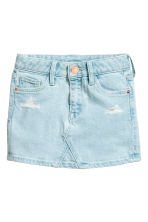 Denim skirt - Light denim blue - Kids | H&M 2