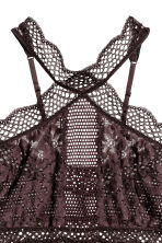 Bodysuit - Brown - Ladies | H&M CN 3