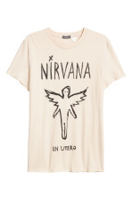 Natural white/Nirvana
