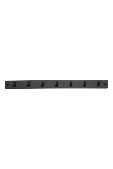 Wooden peg rail - Anthracite grey - Home All | H&M CA 1