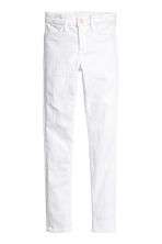 Superstretch Skinny Fit Jeans - White - Kids | H&M CA 2