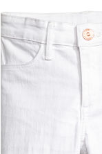 Superstretch Skinny Fit Jeans - White - Kids | H&M 4
