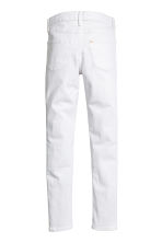 Superstretch Skinny Fit Jeans - White - Kids | H&M 3