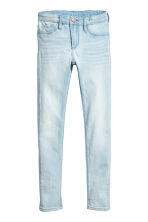 Superstretch Skinny Fit Jeans - Ljus denimblå - Kids | H&M FI 2