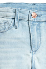 Superstretch Skinny fit Jeans - Azul denim claro -  | H&M PT 5