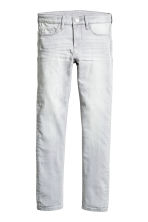 Superstretch Skinny Fit Jeans - Grijs washed out - KINDEREN | H&M NL 2