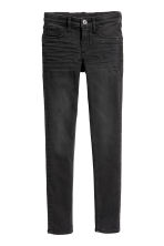 Superstretch Skinny fit Jeans - Denim nero - BAMBINO | H&M IT 2