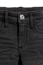 Superstretch Skinny fit Jeans - Denim nero - BAMBINO | H&M IT 5