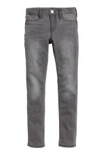 Superstretch Skinny Fit Jeans - 深牛仔灰 - Kids | H&M CN 2