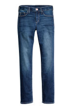 Superstretch Skinny Fit Jeans - Dark denim blue - Kids | H&M 2