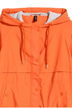 Hooded jacket - Orange - Ladies | H&M IE 3
