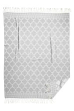Jacquard-weave blanket - null - Home All | H&M CN 2