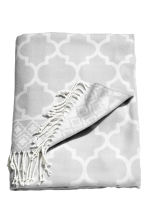 Jacquard-weave blanket - null - Home All | H&M CN 1
