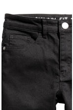 Superstretch trousers - Black - Kids | H&M 5