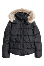 Padded jacket - Black - Ladies | H&M 2