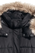 Padded jacket - Black - Ladies | H&M 3