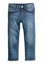 Slim Fit Jeans - Denimblå - Kids | H&M FI 2