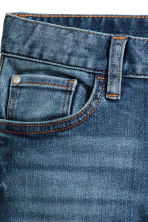 Slim Fit Jeans - Denim blue - Kids | H&M CN 4