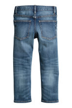 Slim Fit Jeans - Denim blue - Kids | H&M CN 3