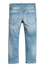Slim Fit Jeans - Light denim blue - Kids | H&M 3