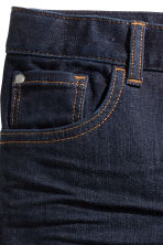 Slim Fit Jeans - Dark denim blue - Kids | H&M CN 4