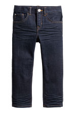 Slim Fit Jeans - Dark denim blue - Kids | H&M CN 2
