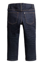 Slim Fit Jeans - Dark denim blue - Kids | H&M CN 3