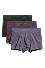 3-pack boxer shorts - Plum -  | H&M CA 2