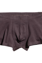 3-pack boxer shorts - Plum -  | H&M CA 4