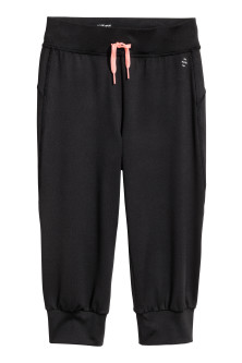 3/4-length sports trousers