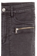Stretch trousers - Black washed out - Ladies | H&M IE 3