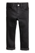 2-pack Slim Fit Jeans - Denimblå/Svart -  | H&M FI 3
