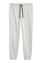 Joggers - Gray melange - Ladies | H&M CA 2