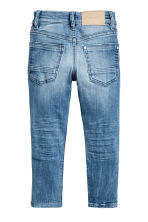 Superstretch Skinny Fit Jeans - Denimblå -  | H&M FI 3
