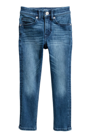 Superstretch Skinny Fit Jeans - Kot mavisi -  | H&M TR
