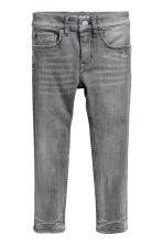 Superstretch Skinny Fit Jeans - Grey denim - Kids | H&M 1