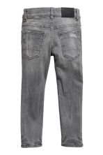 Superstretch Skinny Fit Jeans - Grey denim - Kids | H&M 2
