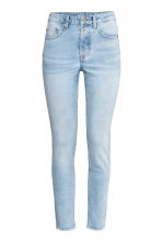 Skinny High Ankle Jeans - Светлосин деним - ЖЕНИ | H&M BG 2