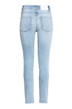 Skinny High Ankle Jeans - Светлосин деним - ЖЕНИ | H&M BG 3