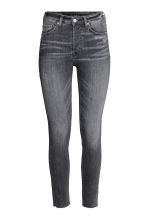 Skinny High Ankle Jeans - Grey - Ladies | H&M CN 2