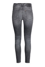 Skinny High Ankle Jeans - Grey - Ladies | H&M CN 3