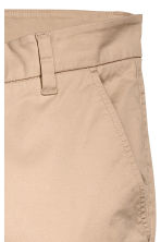Cotton chinos - Beige - Ladies | H&M CN 3