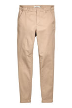 Cotton chinos - Beige - Ladies | H&M CN 2