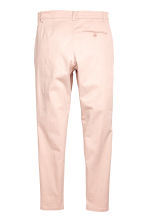 Cotton chinos - Powder pink - Ladies | H&M 3