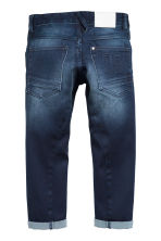 Relaxed Tapered Fit Jeans - Donker denimblauw - KINDEREN | H&M NL 3