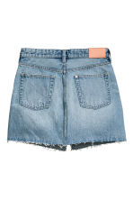 Denim skirt - Denim blue - Ladies | H&M CA 3