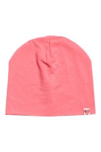 2入裝平紋帽 - Pink/Striped - Kids | H&M 2
